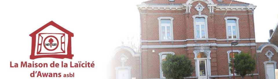 Maison de la laïcité d'Awans